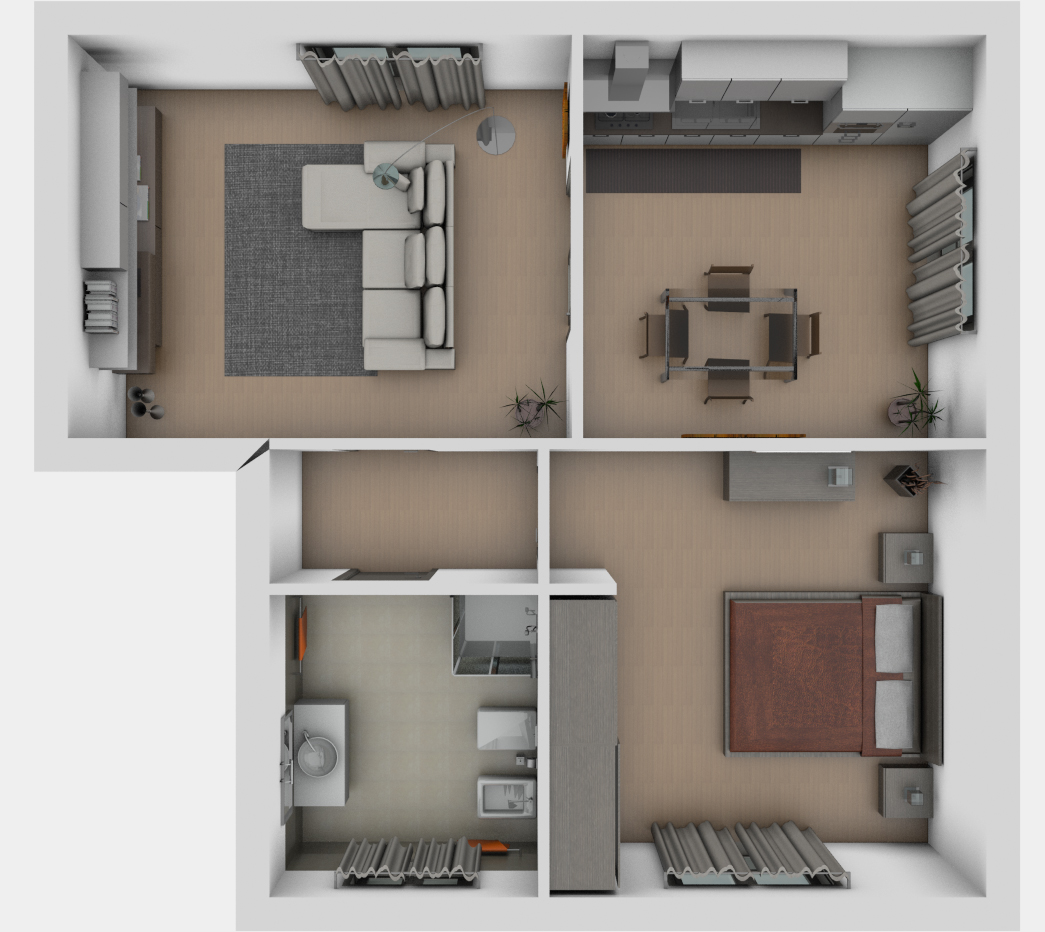 Arreda la tua casa con soli orazio patti arredamenti consulenza progettazioni d - Scavolini camere da letto ...